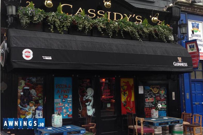 Awnings Ireland Awnings Canopies Blinds And Beer Garden