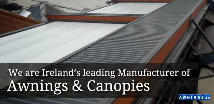 Retractable Motorised Roof Awning