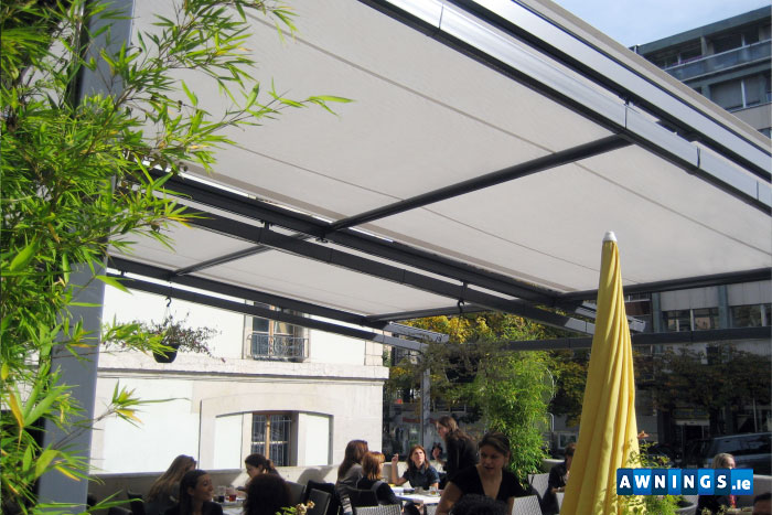 awnings.ie residential conseravtory awning