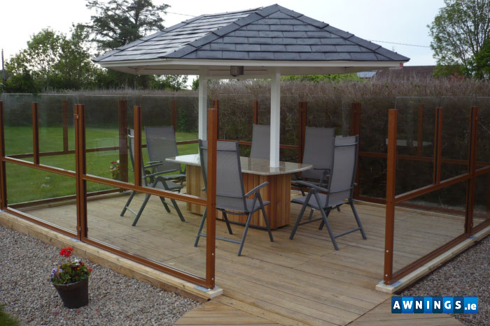 Patio windbreak home design ideas and pictures for Garden windbreak designs