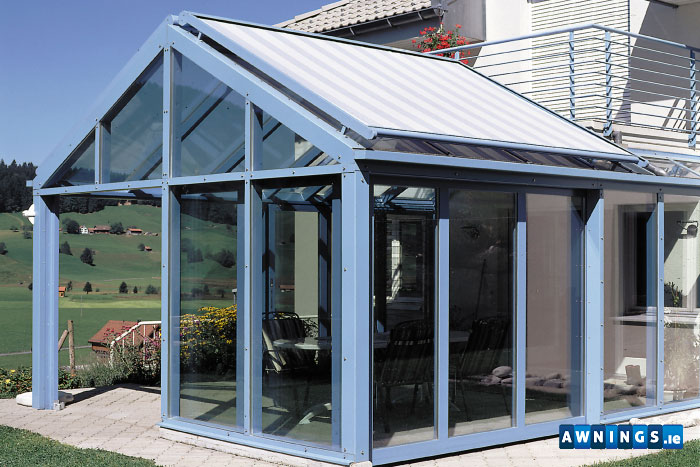 awnings.ie residential conservatory awning