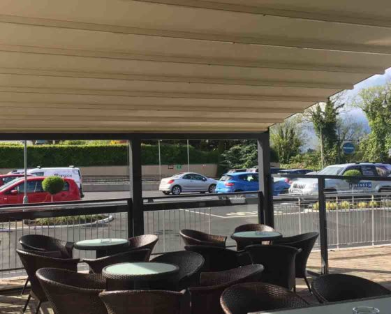 A3 Roof @AWNINGS.IE
